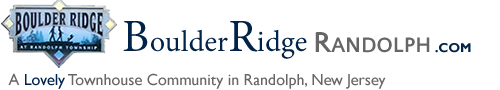 Boulder Ridge in Randolph NJ Morris County Randolph New Jersey MLS Search Real Estate Listings Homes For Sale Townhomes Townhouse Condos   BoulderRidge